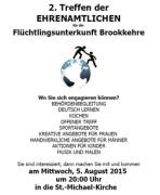 Flüchtlinge Brookkehre