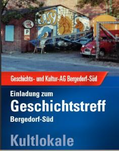 Kontor, Bergedorf, Bergedorf-Süd, Kultlokale, Geschichtstreff, Easy, Belami, Virus, La Mirage, Virus-Bomber, HeidivomLande, Blog, Geschichts- und Kultur-AG