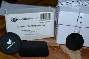 Mobilefox, Handy, Smartphone, Mobilefox Magnetic Lüftungshalter, Magnet, neues Produkt, einfache Handhabung, Handy-Halterung, HeidivomLande, Blog, Der Bergedorfer Blog