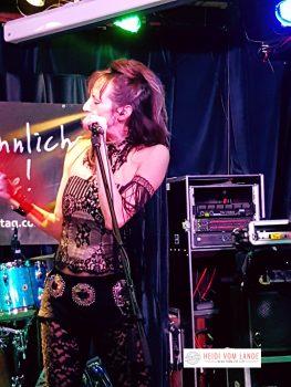 Bergedorf, Blog, HeidivomLande, Heidi vom Lande, Konzert, Club am Donnerstag, Patricia Vonne, Band, Harley Days Hamburg 2017