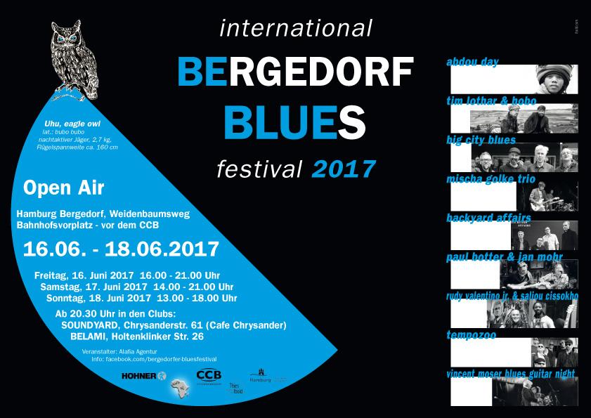 Abdou day, Blues, Reggae, Soundyard, Belami, Bergedorf, Heidi vom Lande, der Blog aus und für Bergedorf, Bluesfestival 2017, Konzert, Soundtrack, Musiker