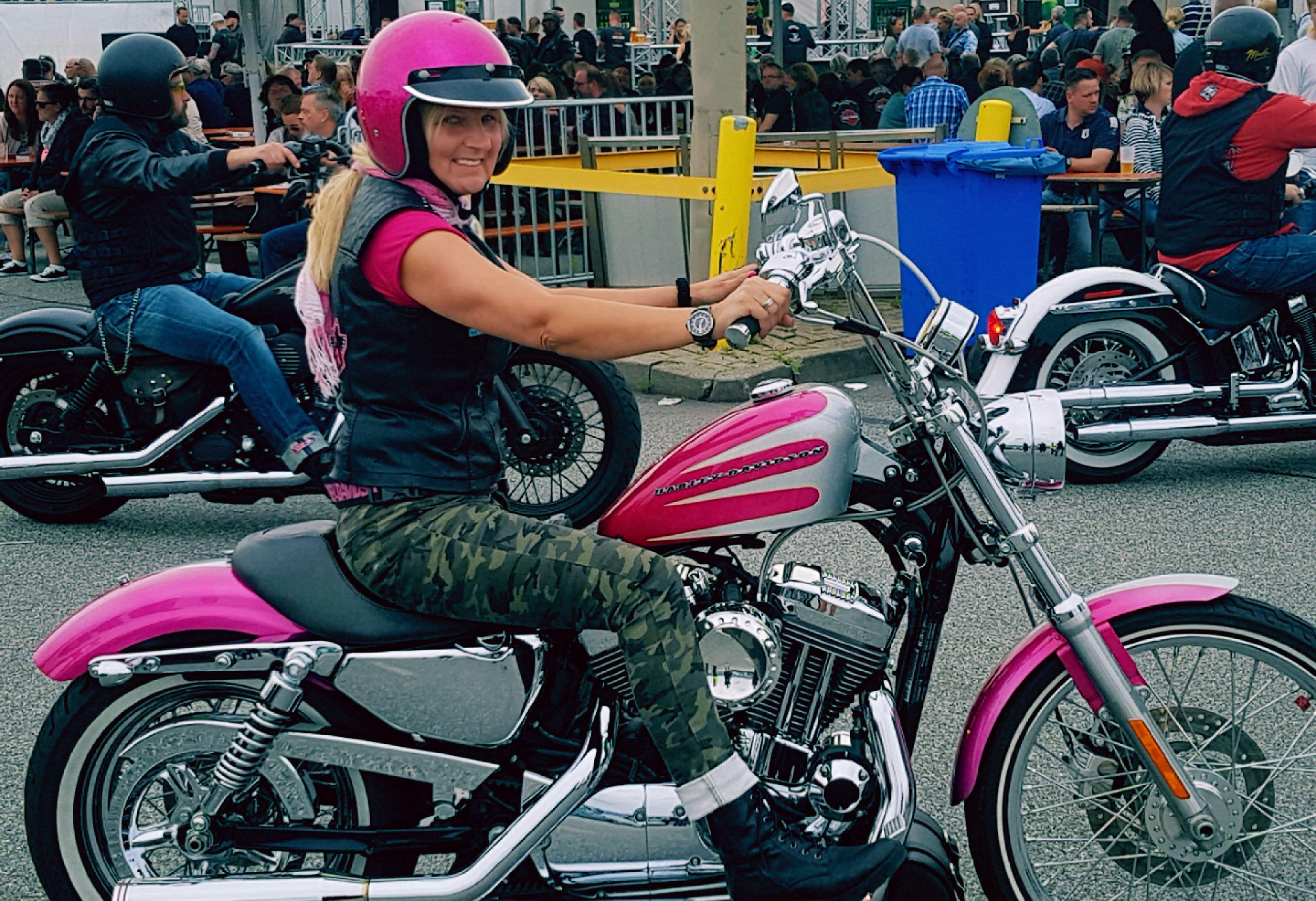 Harley Days Hamburg, 2020, Biker, Motorrad, Motorradfahrer, Harley Davidson, Grossmarkt, Grossveranstaltung, Hamburg, Verschiebung Termin, HEIDI VOM LANDE, Nachrichten, News