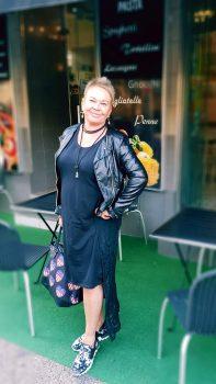 Bergedorf,  Berlin Fashion week, Bergedorf Blog, Heidi vom Lande, Roter Teppich, Mercedes Benz Fashion Week, Videos, Fotos, Mode, Glamour, Stars, Promis, Show, Mode, Brandenburger Tor, Berlin, Fashion, Highlights, Style-Check, Leonie Mergen, Berlin Fashion Week 2017, Januar, Show, Kaufhaus Jandorf, Juli 2017