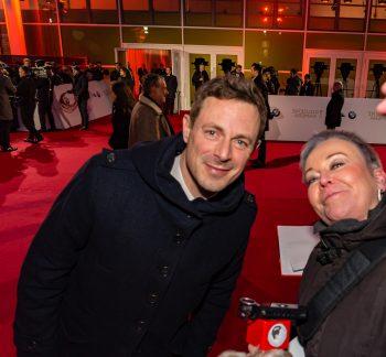 Goldene Kamera, 2018, Funke Mediengruppe, Gala, Musik, Schauspieler, TV, Serie, Verleihung, Preisträger, Fernsehfilm, Trophäe, gold, Hamburg, Alexander Bommes