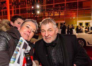 Heinz Hönig, Goldene Kamera, 2018, Funke Mediengruppe, Gala, Musik, Schauspieler, TV, Serie, Verleihung, Preisträger, Fernsehfilm, Trophäe, gold, Hamburg