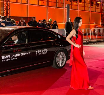 Lena, Goldene Kamera, 2018, Funke Mediengruppe, Gala, Musik, Schauspieler, TV, Serie, Verleihung, Preisträger, Fernsehfilm, Trophäe, gold, Hamburg