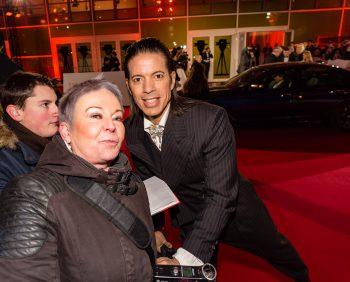 Jorge Gonzalez, Goldene Kamera, 2018, Funke Mediengruppe, Gala, Musik, Schauspieler, TV, Serie, Verleihung, Preisträger, Fernsehfilm, Trophäe, gold, Hamburg