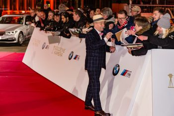 Horst Lichter, Bares für Rares, Goldene Kamera, 2018, Funke Mediengruppe, Gala, Musik, Schauspieler, TV, Serie, Verleihung, Preisträger, Fernsehfilm, Trophäe, gold, Hamburg
