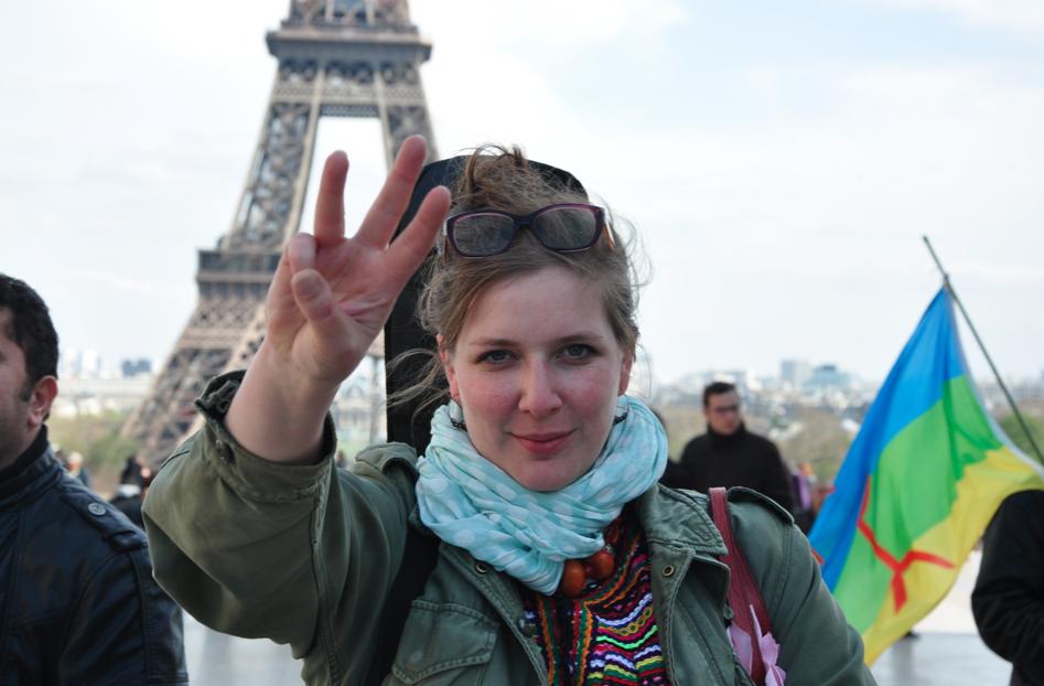 Uli Rohde, Berber, Bevölkerung, Algerien, Paris, Frankreich, Berbersprache, Tamazight, Kultur, Kabylen, News, HEIDI VOM LANDE