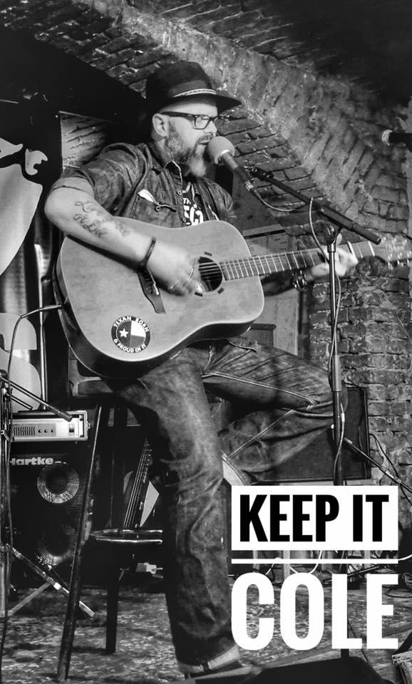 Jesse Cole, Singer, Songwriter, Berlin, Country, Outlaw Music Bewegung, Johnny Cash, Songs, Country-Songs,Amerikaner Nick Nolte, Vets of Valor, Musikkneipe Chattahoochee, Hamburg, Texas, Veranstaltungstipp, Konzert