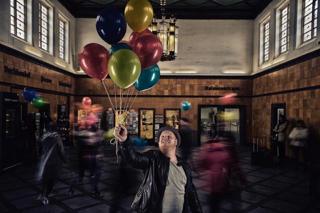 Björn Paulsen, Singer, Songwriter, SAM Musikertreff, Mati, Garstedt, Harburg, Konzert, Ballon, Ballontour, Vorstellung Album, Musik, Musiker, Konzert, Live, Veranstaltungstipp