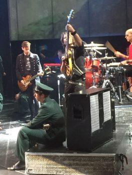 Claus Hofrichter, Principal Guitarist, Gitarrist, STAGE Entertainment, Mamma Mia, Sister Act, Ghost, Hinterm Horizont, Tontechniker, Produzent, Musiker, Interview, Bergedorf, Hamburg
