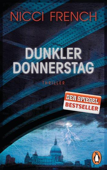 Buch, Thriller, Gewinnspiel, Dunkler Donnerstag, Nicci French, Spiegel Bestseller, Gewinn, Lesen