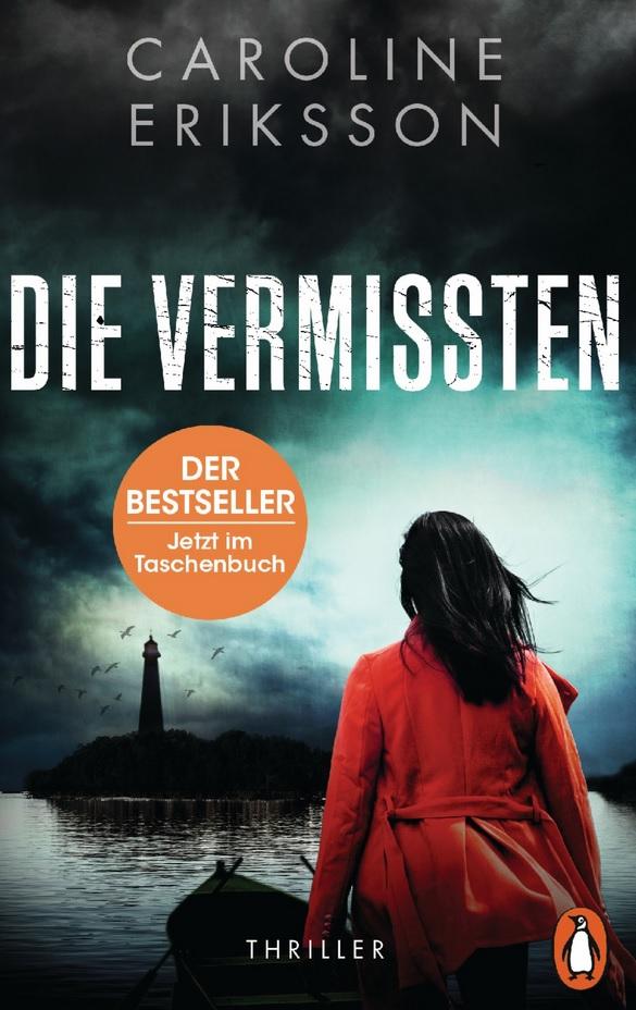 Buch, Thriller, Gewinnspiel, Vermissten, Caroline Eriksson, Spiegel Bestseller, Gewinn, Lesen