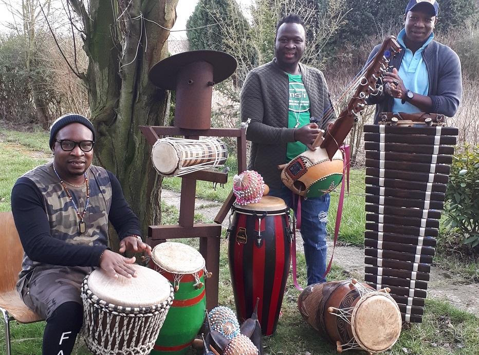 Afrobeat, westafrikanische Musik, Veranstaltung, News, Nachrichten, Fela Kuti, The Romantic Tigers, Hamburg, Bergedorf