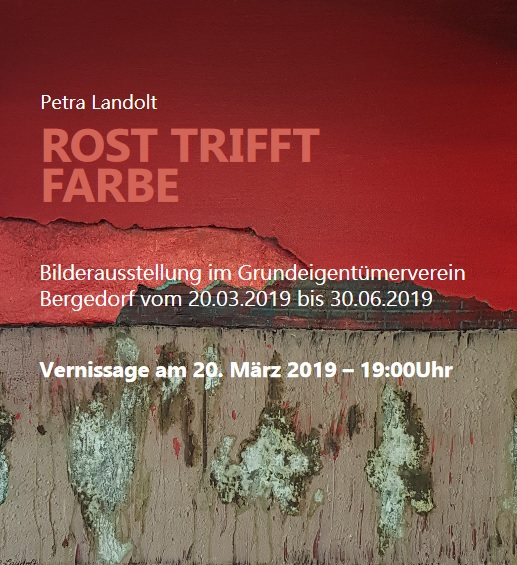 Ausstellung, Bergedorf, Hamburg, Bergedorf-Süd, Grundeigentümerverein, Kunstobjekte, Tipp