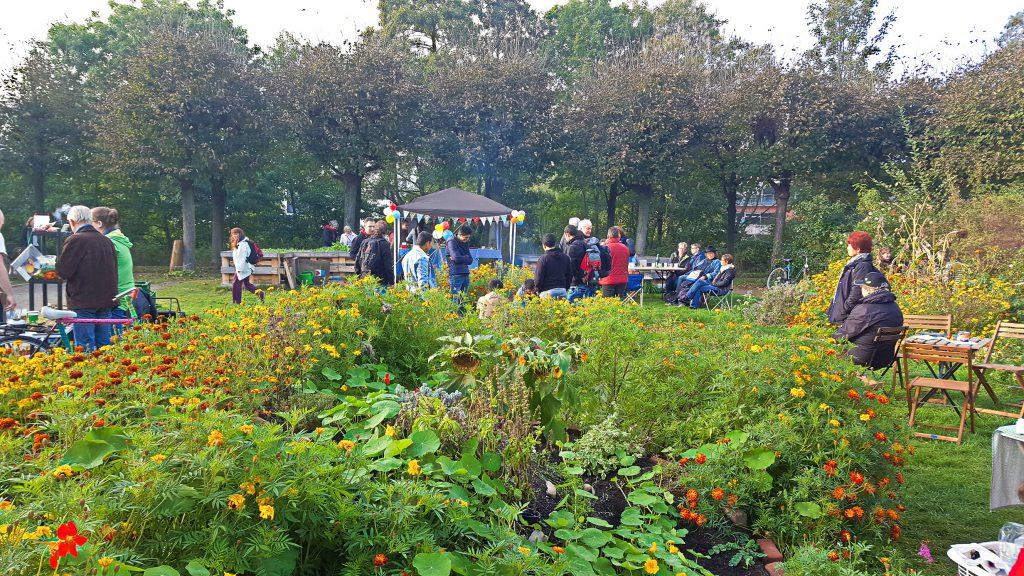 Schillergarten, Markt der Vielfalt, Bergedorf, Gemeinschaftsgarten, Langer Tag der StadtNattur Hamburg, Markt der Vielfalt, Nachrichten, News, Blog