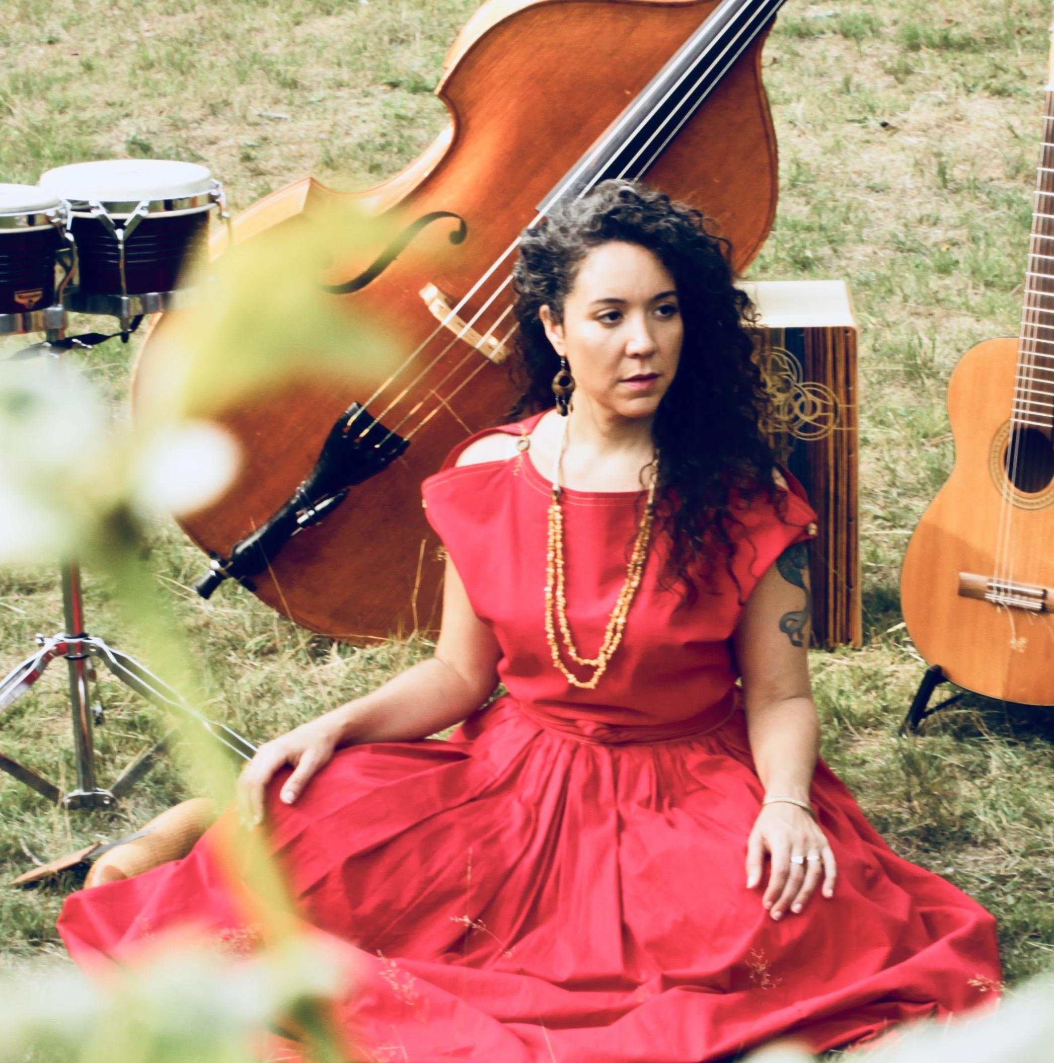 Judith Tellado, Puerto Rico, Spanisch, Musikerin, Lola Kulturzentrum, Freikarten, Veranstaltung, Bergedorf, Hamburg, Sängerin, Malerin