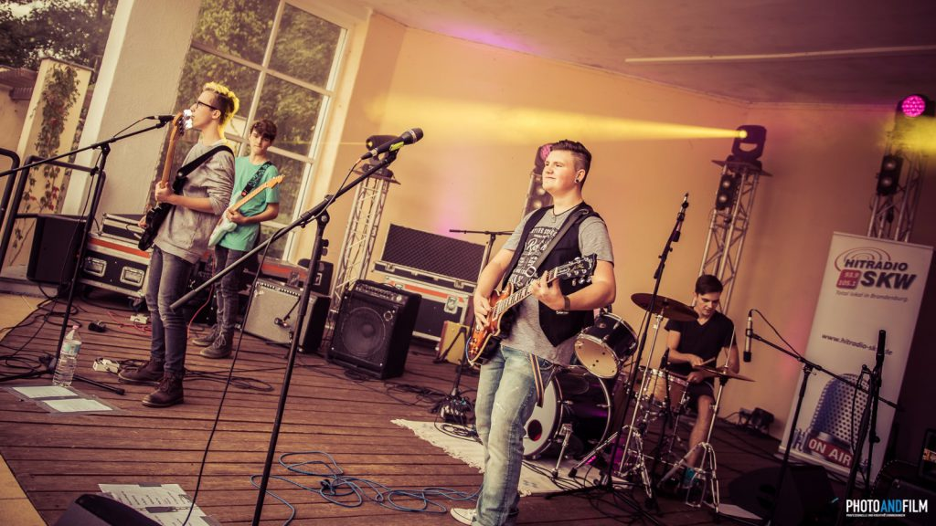 Rising Backfire, Newcomer, Königs Wusterhausen, Berlin, Musik, Musiker, Genre Rock, Cover, Interview, Rock-und Coverband