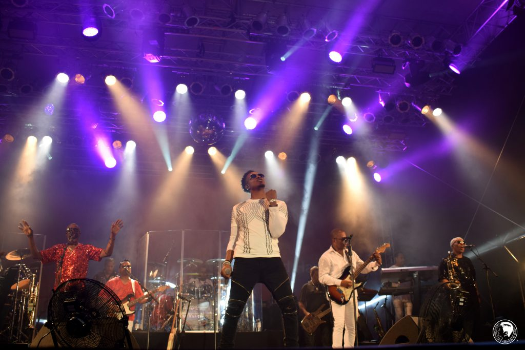 Kool & The Gang, US-Band, Kultband, Fresh, Disco, NDR Sommertour 2019, Hamburg, Greatest Hits, amerikanische Soul-, Funk und Disco-Band
