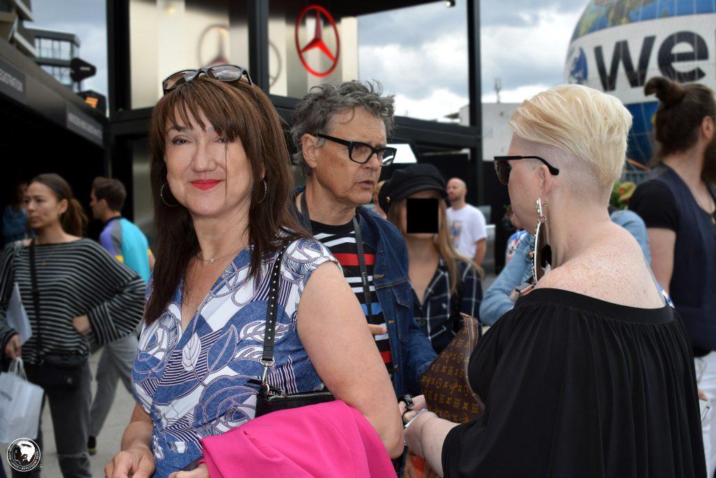 Berlin Fashion Week 2019, Mode, Runway Show, Fashion, Promi, Looks, Summer 2020, IT-Girls, Trends, Model, Designer, Rolf Scheider