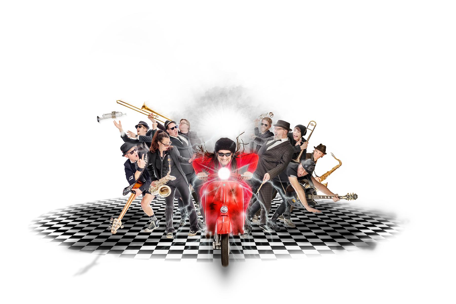 Ska, Skaramanga, Band, Hamburg, Bergedorf, Veranstaltungstipp, Ska Ska, Hey you, Lola Kulturzentrum, Fun