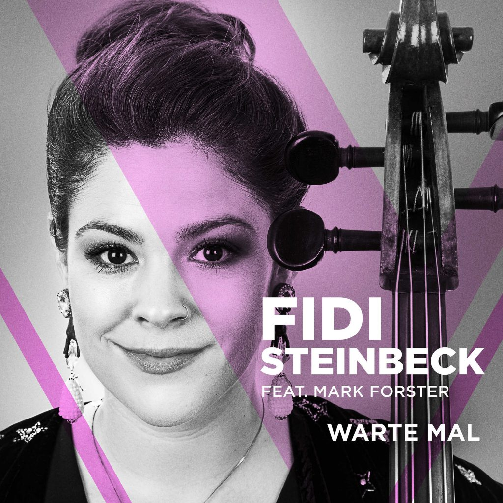 The Voice of Germany, Fidi Steinbeck, Team Mark, Mark Foster, Staffel 9, The Voice of Germany-Coaches, Pro 7, TV, Fernsehen, Cello, Hamburg, Bergedorf, Coaches, The Voice 2019, Musikfans, Musik, Musikerin, Finale, Warte mal, Fidi Steinbeck feat. Mark Forster, Single