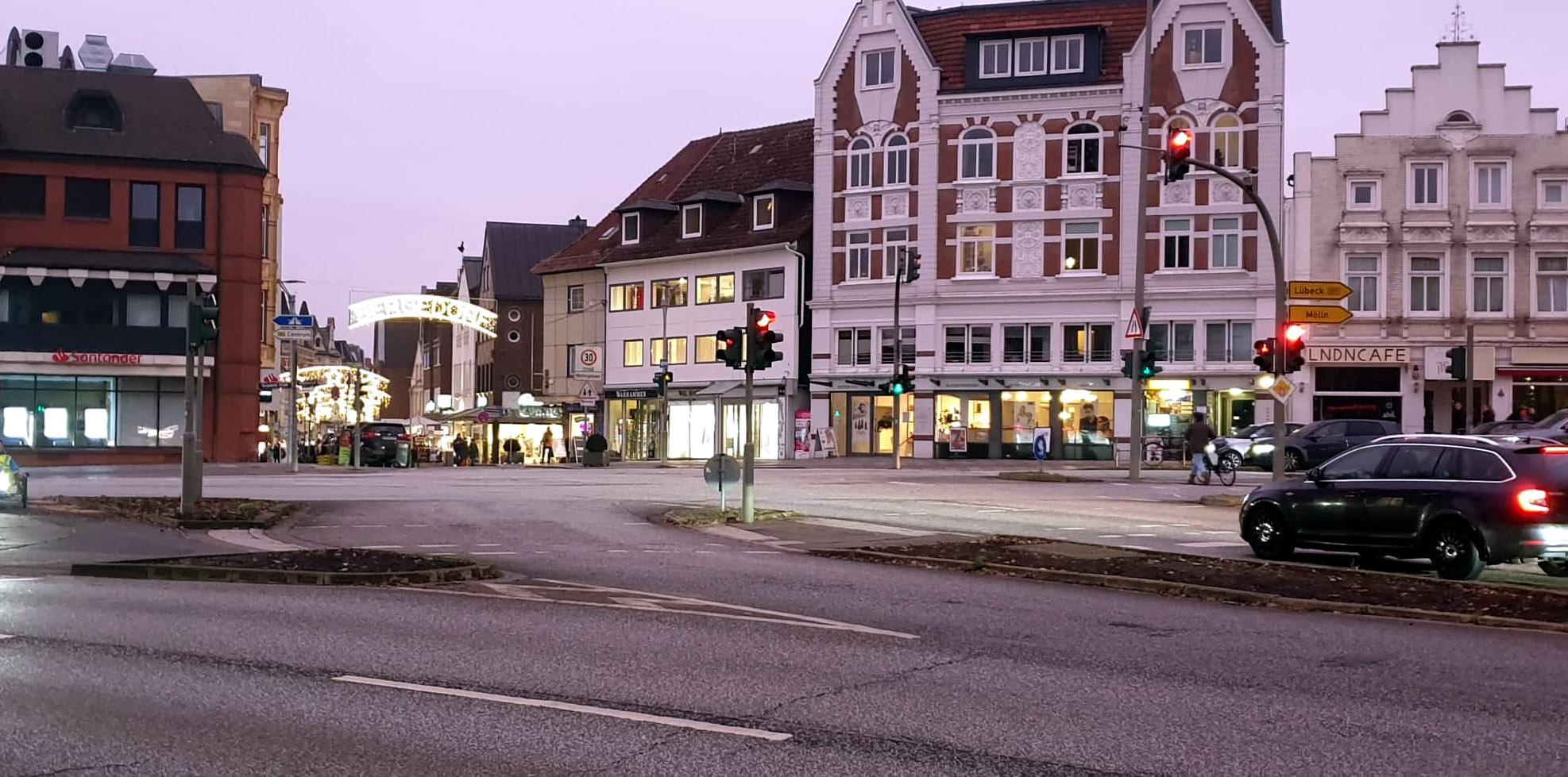 Mohnhof, Bergedorf, Bergedorf-Süd, Wentorf, Geesthacht, Knotenpunkt, Sanierung, News, Nachrichten, Hamburg, Bergedorf