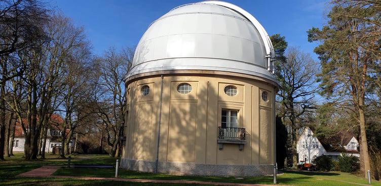 Sternwarte, Hamburg, Bergedorf, Refraktor, Blick in fremde Galaxien, für 3,2 Millionen Euro saniert, Teleskop, historisch, Nachrichten, Lieblingsplatz
