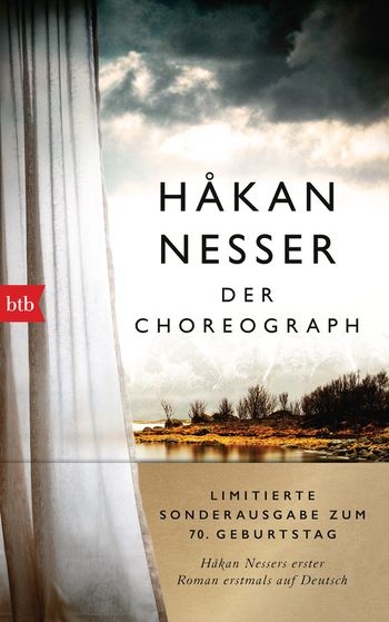 Hakan Nesser, Der Choreograph, limitierte Sonderausgabe, 70. Geburtstag, Buch, Gewinnspiel, HEIDI VOM LANDE, Bloggerportal