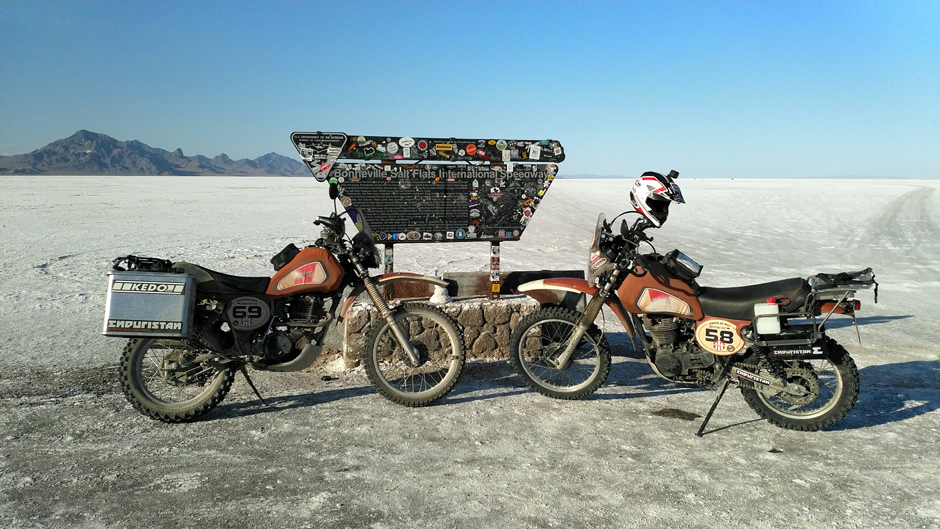 Tom Zündel, Globetrotter, Weltenbummler, USA, Bergedorf, XT 500, Yamaha, Endurotour, Abenteuer, Reportage