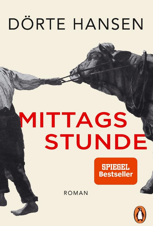 Buch, Gewinnspiel, HEIDI VOM LANDE, Bloggerportal, Dörte Hansen, Mittagsstunde, Penguin Verlag, stayathomereadabook
