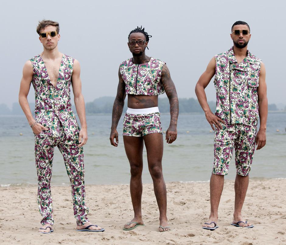 Karibisch inspirierte Mode aus Holland: Label House of Byfield mit neuer Kollektion! - Bergedorfer Blog HEIDI VOM LANDE