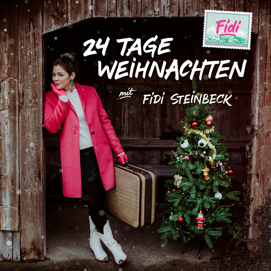 The Voice of Germany, Fidi, Steinbeck, Fidis Welt, Musik, deutsche Sängerin, Adventskalender 2020, Gedichte, Songs, Album, Release, Reinbek, Hamburg