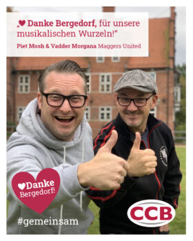 Danke Aktion, danke Bergedorf, CCB, City Center Bergedorf, Lions and Glory, Corona, Pandemie, Krise, Danke sagen, Neuigkeiten, Bergedorf, Hamburg