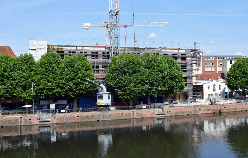 Serrahn, Fördergebiet, Bergedorf, Hamburg, Umgestaltung Serrahnstraße, Hafenkran, Beirat, Sitzung